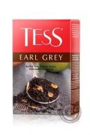 "Чай TESS ""Earl Grey"" (бергамот) черный 100 г"