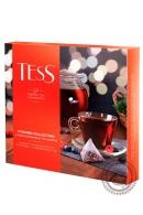 """Набор чая Tess """"9 СОРТОВ"""" в пирамидках 45 шт, 82г"""