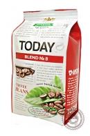 Кофе TODAY  BLEND 8 зерно 200 г