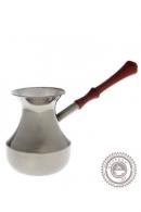 Турка медная цельная для кофе 0,39 л