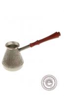 Турка для кофе медная 0,3л «Ирис/Виноград»