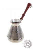 Турка для кофе медная 0,6л «Виноград»