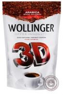 Кофе Wollinger 3D 285 г растворимый сублимированный