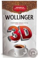 Кофе Wollinger 3D 475г растворимый сублимированный