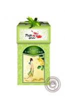 "Чай Plum Snow ""Зеленая улитка с дыней"" 100 г"