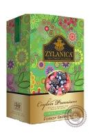 """Чай """"Zylanica"""" Green Tea Forest Bierries зелёный с лесными ягодами 100г"""