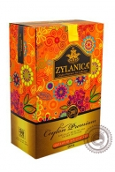"""Чай """"Zylanica"""" Сeylon Premium OPA черный 200 г"""