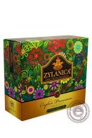 """Чай """"Zylanica"""" Green Tea зеленый 100 пакетов, 200 г"""