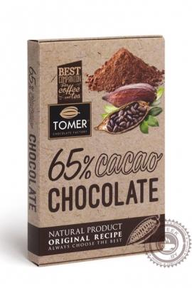 Шоколад ТОМЕР горький (65%) 90г