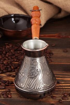 """Турка для кофе 0,3 л  """"ОРЕЛ"""""""