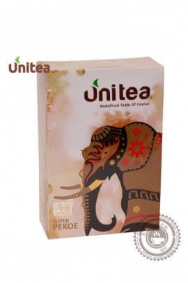 "Чай Unitea ""Golden Super Pekoe"" чёрный 100 гр"