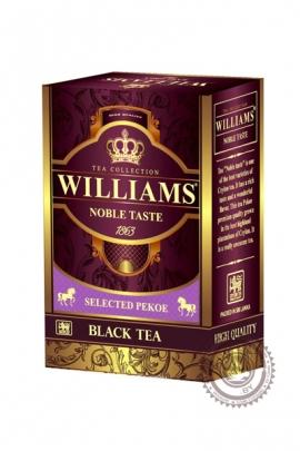 """Чай Williams """"Royal Ceylon"""", черный листовой, 100 г"""