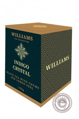 """Чай Williams """"INDIGO CRYSTAL"""", черный с добавками 100г"""
