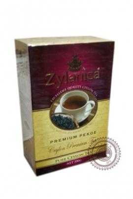 """Чай """"Zylanica"""" Premium Pekoe черный листовой 100 гр"""