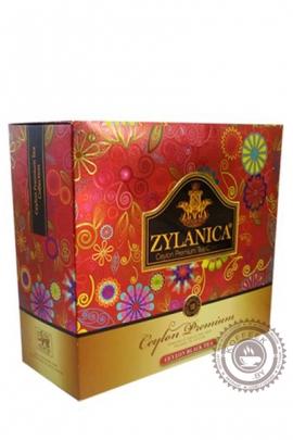 """Чай """"Zylanica"""" Black Tea черный 100 пакетов, 200 г"""