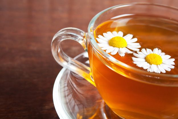 Ромашковый чай на ночь для похудения